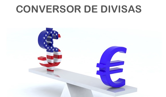 Conersor euros a dolares