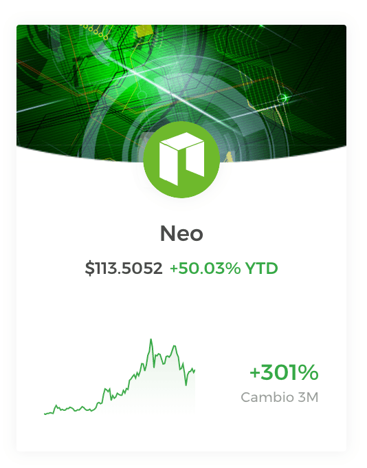comprar NEO