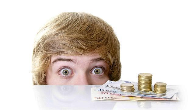 Invertir dinero de joven